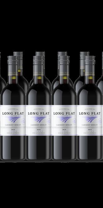 2019 Long Flat Cabernet Merlot